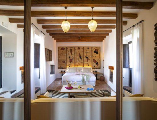 Hotel La Torre del Canonigo – Gorgeous 4-star hotel in Ibiza