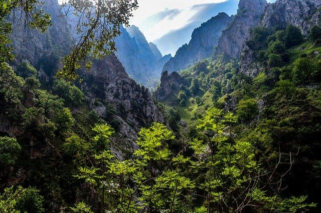 Landscape Northern Spain