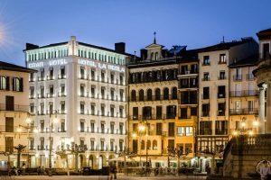 Gran Hotel La Perla exterior