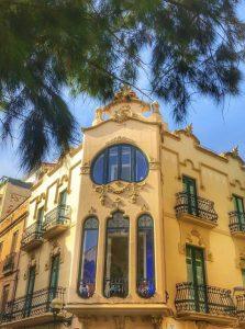 Hotel Noucentista exterior
