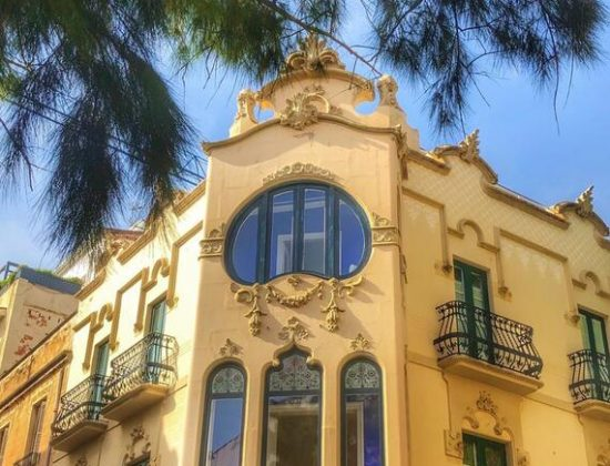 Hotel Noucentista: Amazingly charming hotel in the heart of Sitges