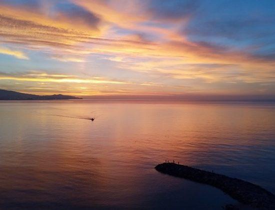 PLAYA LA HERRADURA – Beautiful beach of the Mediterranean coast of Andalucía.