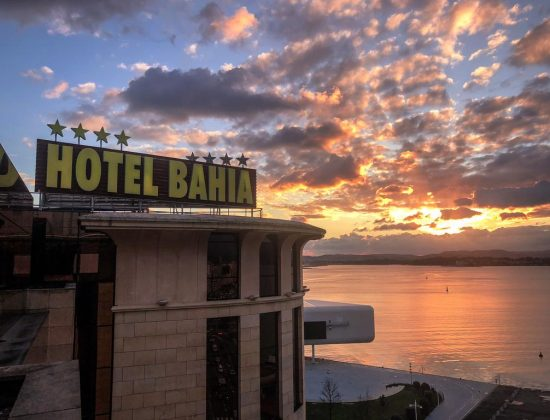 Hotel Bahía: wonderful 4 star hotel in the heart of Santander