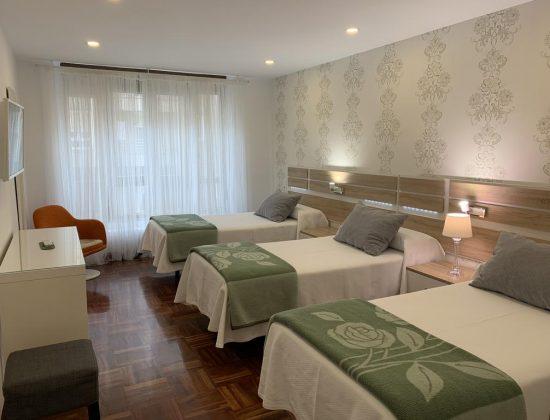 Hostal San Fernando: Charming hostel in the heart of Sanatander