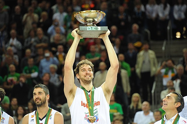 Top 10 Best Spanish Basketball Players