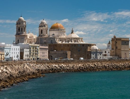 Cadiz Cathedral – the best views of the city and sea