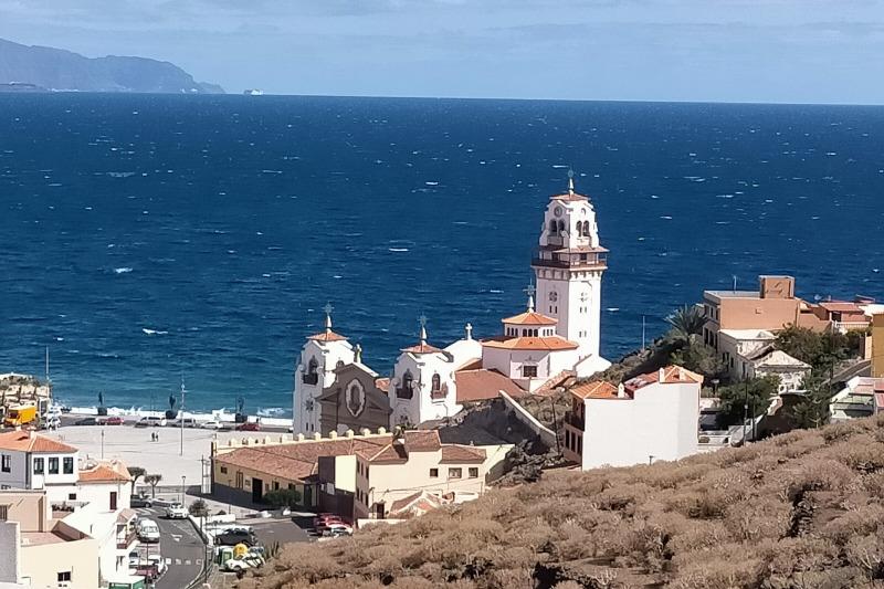 Church in Candelaria, Tenerife