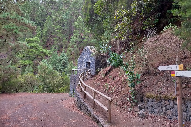 Natural area in Northern Tenerife
