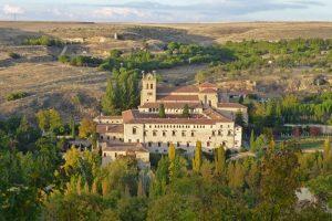 Parral Monastery in Segovia