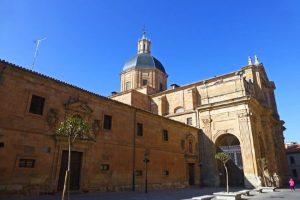Salamanca Agustinas convent