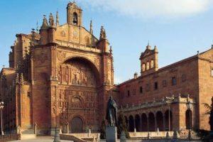 Façade Convento San Esteban Salamanca