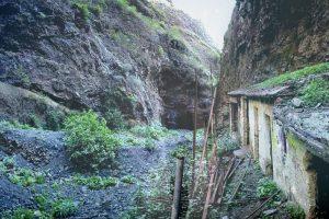 Badajoz ravine in Tenerife