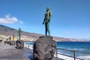 History of Tenerife in Candelaria