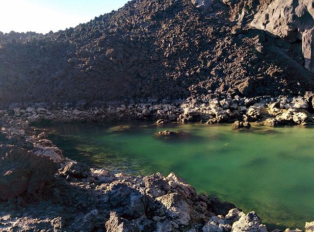 Lagoon Las Palmas