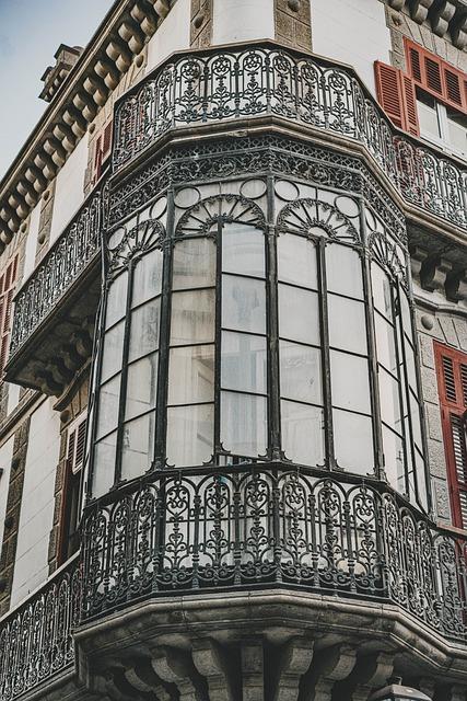 Las Palmas historic city center