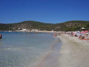 ses salines beach