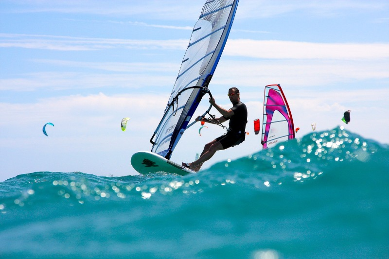 Windsurf in Fuerteventura