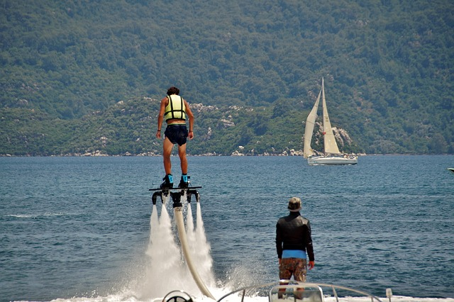 flyboarding mallorca