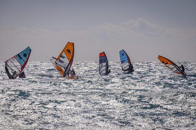windsurfing mallorca