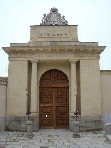 Casa de la Moneda Segovia