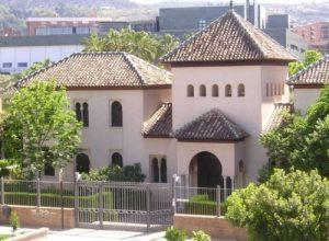 The Alcazar genil in Granada