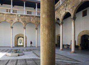 Courtyard Hospital Real in Granada