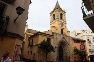 San Isidoro church in Seville