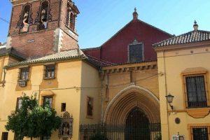 Façade Juan de la Palma church
