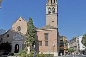San Pedro church in Seville