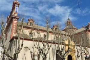 Santa MAria Magdalena church in Seville