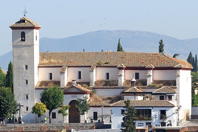 iglesia san nicolas granada