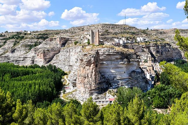 Alcala del Jucar castle