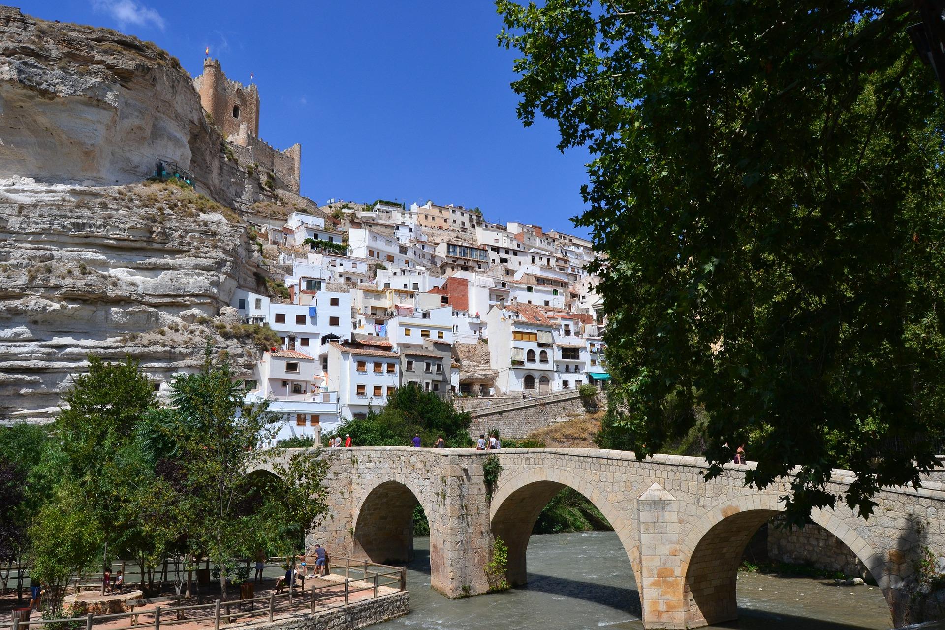 Alcala del Jucar bridge