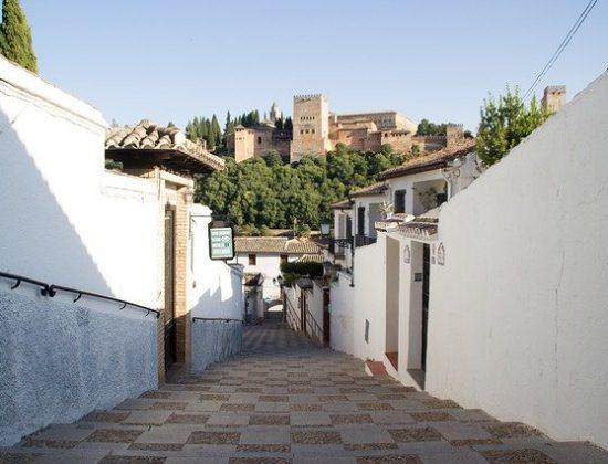 Mirador San Nicolás, Granada