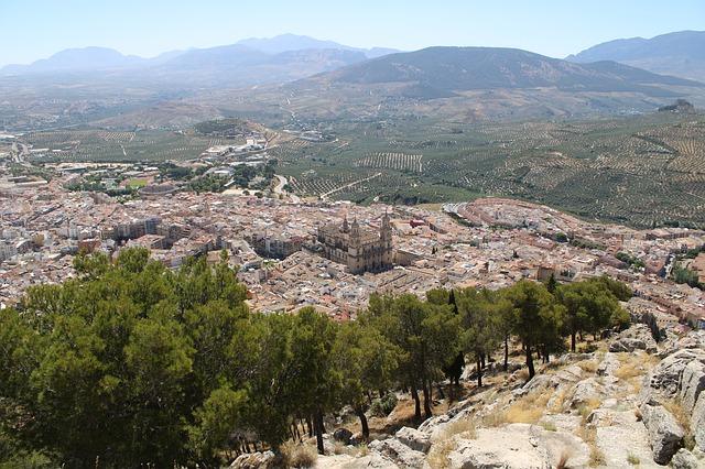 Jaen Andalucía Spain
