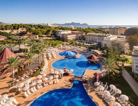 Zafiro Can Picafort – Wonderful, all-inclusive 4-star hotel in Can Picafort, Mallorca