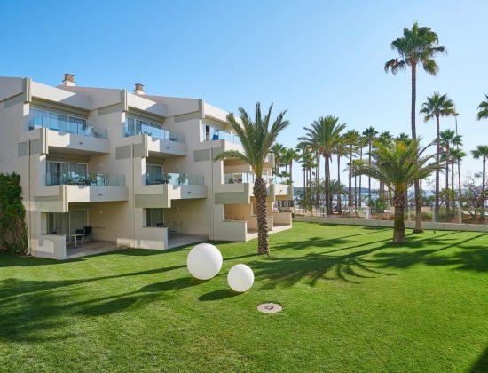 Hipotels Mediterraneo Club – Beautiful 4-star beach-front hotel Palma de Mallorca