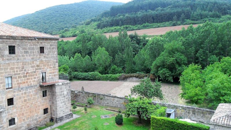 Views of San Millan de la Cogolla